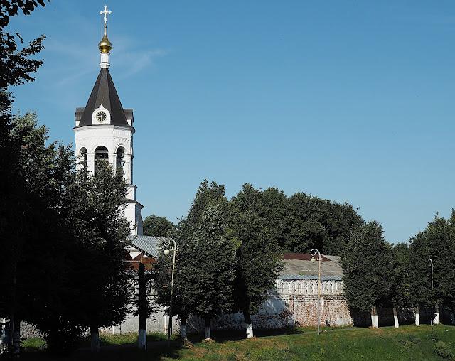 Владимир, Богородице-Рождественский монастырь (Vladimir, The Virgin-Nativity Monastery)