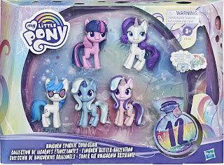 My Little Pony Reveal the Magic Unicorn Sparkle Collection