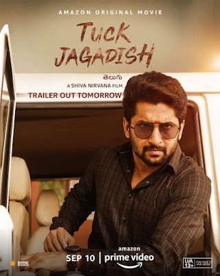 Tuck Jagadish (2021) Hindi [HQ-Dub] 720p | 480p UNCUT HDRip x264 1Gb | 450Mb