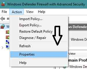 Windows Firewall Is Preventing Connections To Your Computer