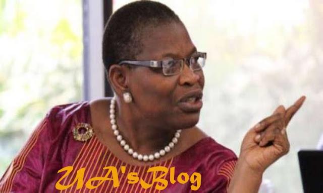 Coronavirus: Self-Isolate yourselves immediately – Oby Ezekwesili warns contacts of Abba Kyari
