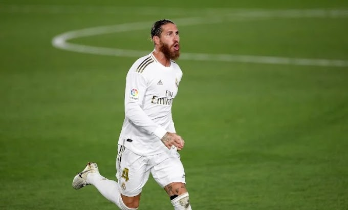 Zidane: Sergio Ramos must retire at Real Madrid