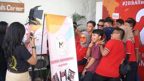 Millenial Photographia, Jasa Photobooth Kekinian Untuk Meriahkan Event