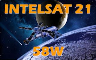 NOVA TP DE APONTAMENTO INTELSAT 21 58W - 30/08/2017