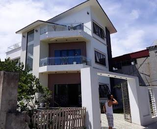 5. Thi công cửa nhôm XINGFA tại Yên Lạc, Vĩnh Phúc.