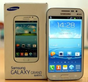 Firmware Samsung Galaxy GT-i8552 Tested