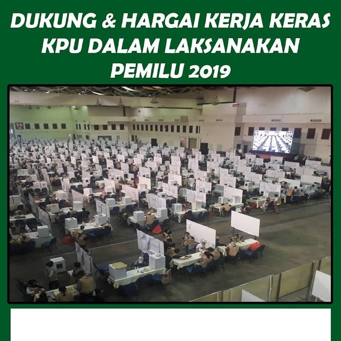 Tolak People Power, Forum Kiai Mubalig Nusantara Dukung KPU Jujur dan Adil