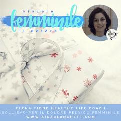 Mind-Body Coaching TV: 100% Stress & Pain Free! 💙 Elena Tione Healthy Life Coach | sollievo per vulvodinia e altri tipi di dolore pelvico cronico