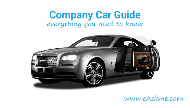 Company Car Guide: Everything You Need To Know: eAskme
