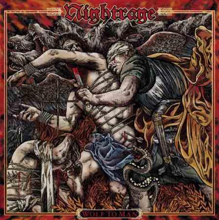 "NIGHTRAGE: Ακούστε το ""The Damned"" απο το επερχόμενο άλμπουμ"