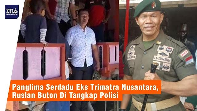 Ditangkap Di Sulteng, Ruslan Buton Diterbangkan Ke Jakarta Hari Ini