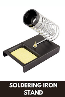 soldering iron stand definition