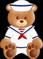 urso-marinheiro