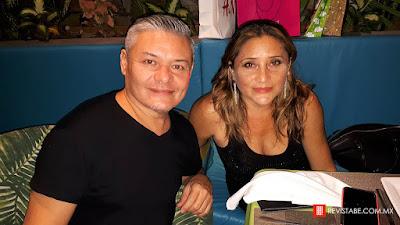 Aldo y Paty Ross.