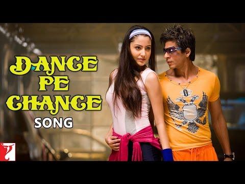 Dance Pe Chance Lyrics Rab Ne Bana Di Jodi   Shahrukh X Anushka   Sunidhi Chauhan