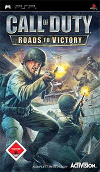 Call of Duty Roads to Victory (PSP) [Español -ISO] [MEGA]