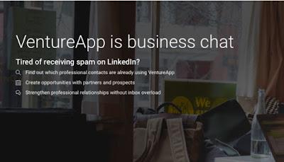 VentureApp Plans for New Professional Messaging App : Webtechland