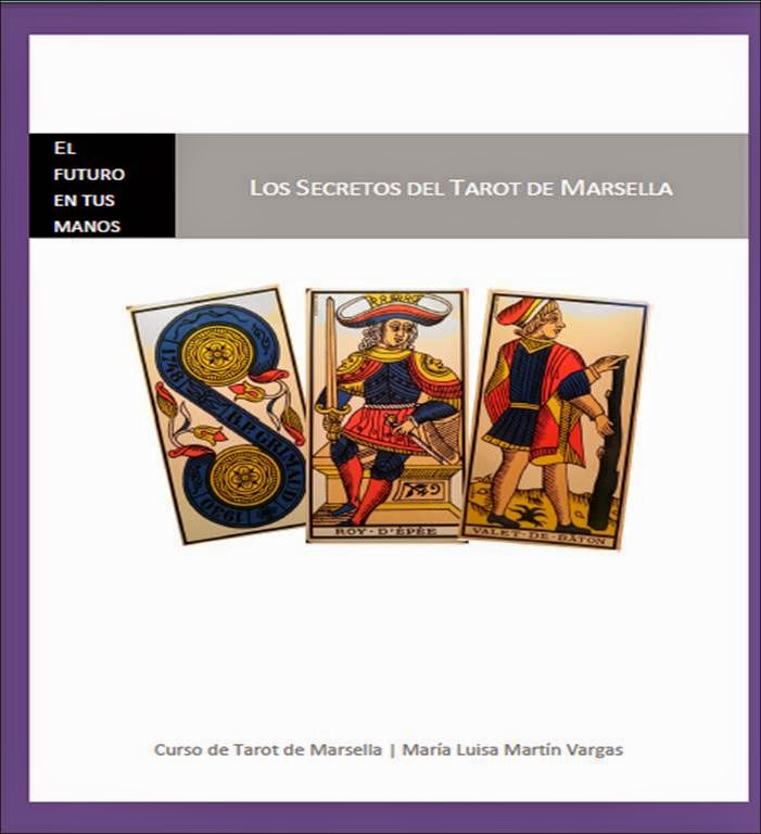 Portada Los Secretos del Tarot de Marsella