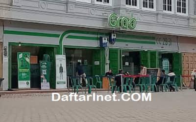 Pendaftaran GrabBike Medan