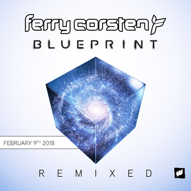 Album review ferry corsten blueprint remixed out on flashover its here the remixes of ferry corstens highly acclaimed 5th artist album blueprint malvernweather Image collections