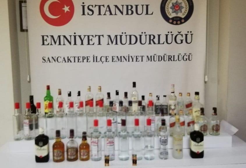 Çekmeköy'de üretip, Sancaktepe'de satıyorlardı. Serbest bırakıldılar!