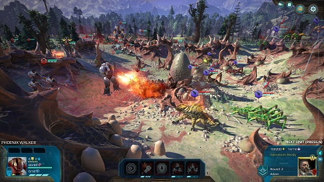Age of Wonders: Planetfall Trailer
