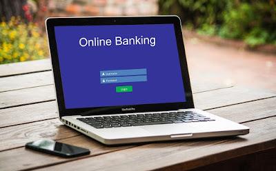 Ilustrasi tips aman transaksi internet banking. Foto : pixabay.