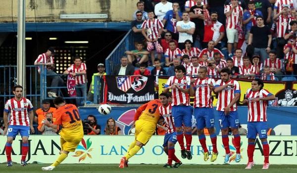 Prediksi Atletico Madrid vs Barcelona Liga Spanyol