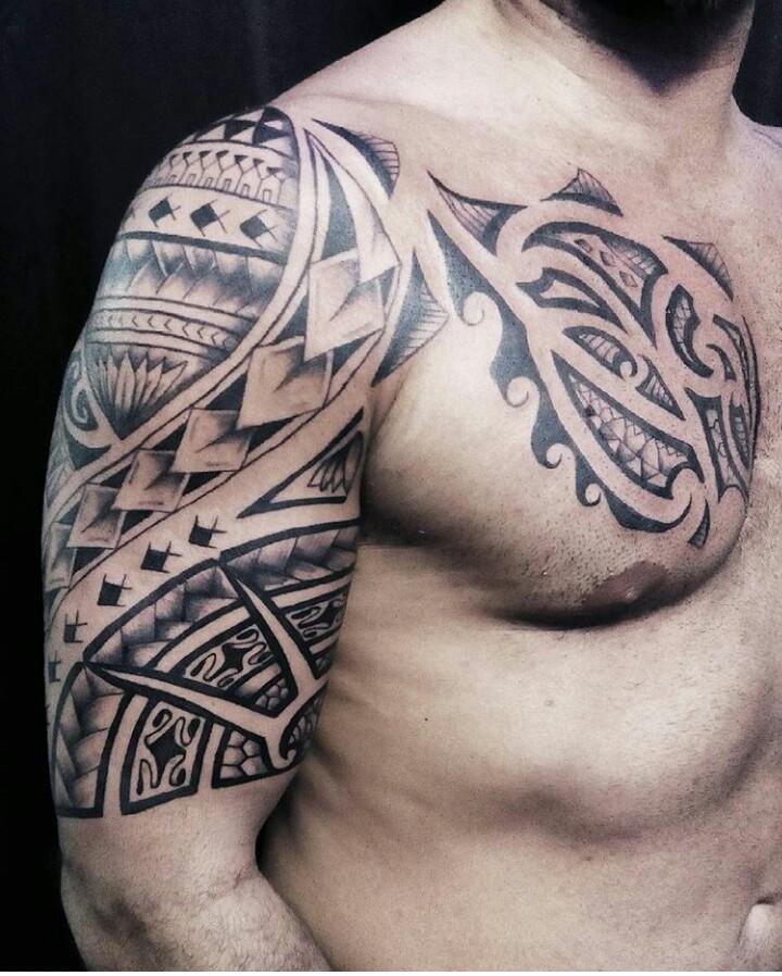 FIRATATTOOart: Altan çetin maori dovmesi