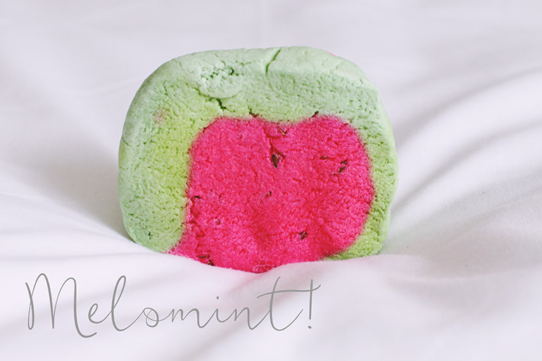 Lush Melomint Bubble Bar Review