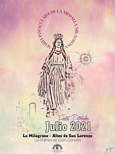 Fiestas Patronales La Milagrosa 2021