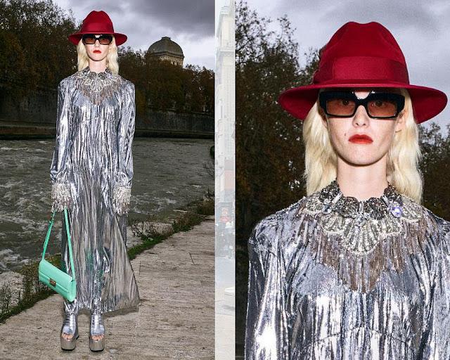 Коллекция Gucci Pre-Fall 2020 4