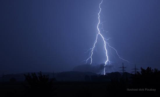 BMKG Rilis Peringatan Dini Cuaca Ekstrem 2 Hari Ke Depan, Jateng Berpotensi Hujan Lebat