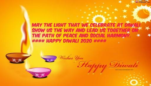2020 Diwali Wishes