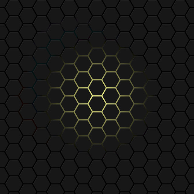 Hex Mesh Wallpaper Engine