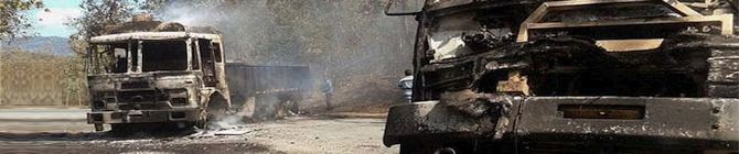 Naxal With Rs 5 Lakh Bounty Killed In Chhattisgarh's Dantewada