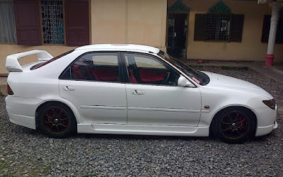 Civic Genio Zangar Modif FD1-01