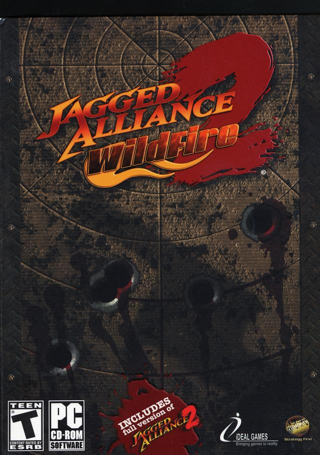 Jagged alliance 2 wildfire | boonty.
