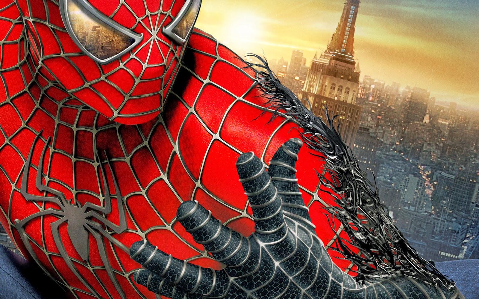 Wallpaper Keren Spiderman Hd