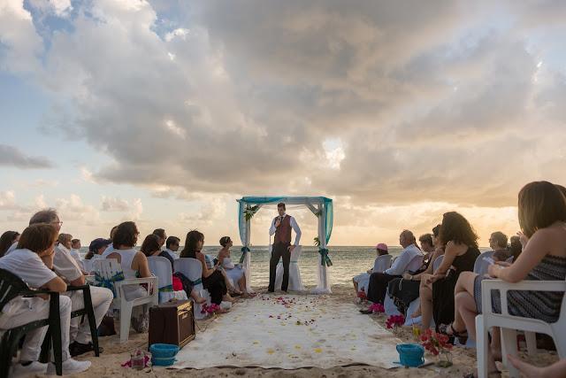 guadeloupe mariage plage cérémonie