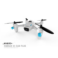 Kredit Hubsan X4 Cam Plus H107c+