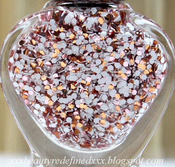 Beautyredefined By Pang Born Pretty Store Tribal Snowflake Nail Art Polish Glitter Shimmer