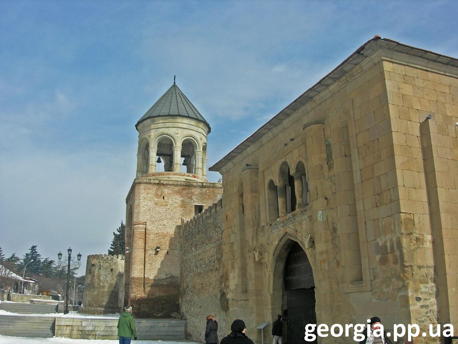 Грузия туризм