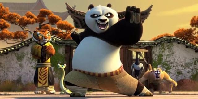 hikmah film kungfu panda