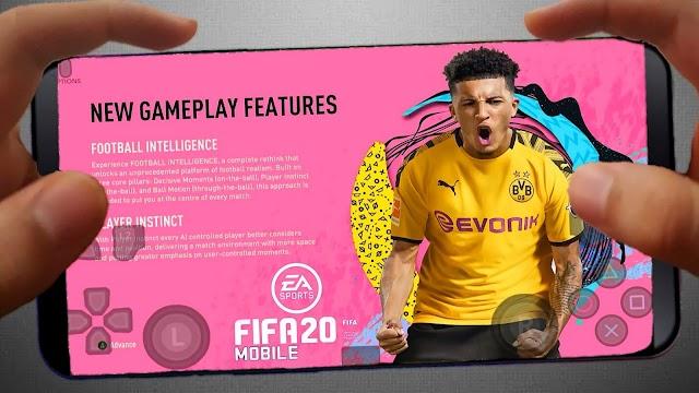 BAIXAR FIFA 20 MOBILE ANDROID