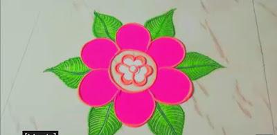 diwali rangoli 2019 easy..diwali rangili simple design ,,for diwali rangoli,,