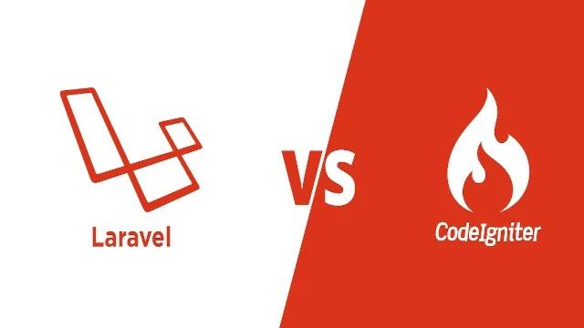 Laravel-vs-Codeigniter
