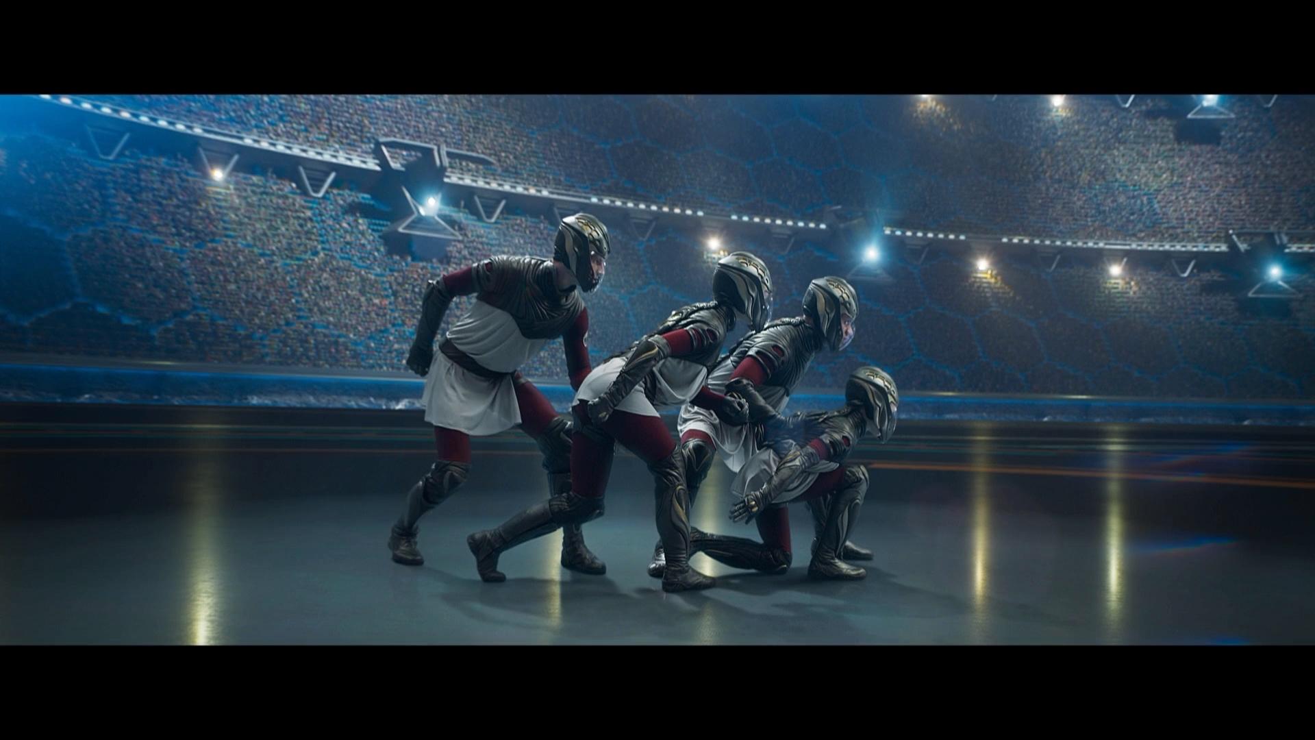 Cosmoball (2020) 1080p BRRip Latino