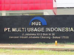 PT Multi Usage Indonesia Industri Elektroplating Plastik