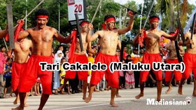 Tari Cakalele (Maluku Utara)
